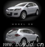 3D车辆模型(全模、动画素材)