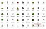 全模渲染代理模型库和脚本 含安装演示文件