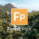 Itoo Forest Pack Pro森林种树插件中文汉化版支持max2009到2016